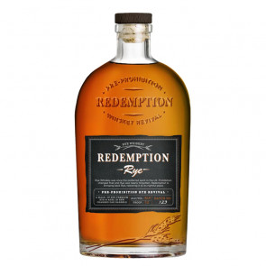 Redemption - Rye | American Whiskey