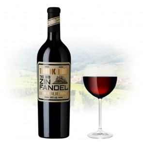 Think-Dream-Live Big! - The Big Vat. 66 Zinfandel   Californian Red Wine