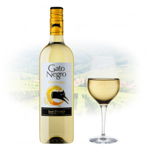 San Pedro - Gato Negro Chardonnay | Chilean White Wine