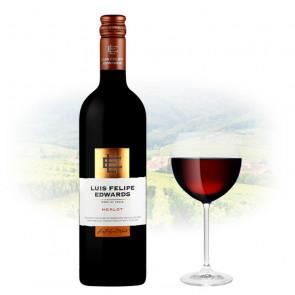 Luis Felipe Edwards - Merlot | Chilean Red Wine