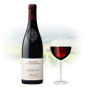 Delas - Hermitage Domaine des Tourettes | French Red Wine