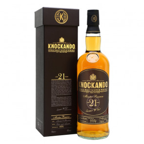 Knockando - 21 Year Old   Single Malt Scotch Whisky