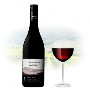 Yealands - Land Made Pinot Noir | New Zealand Red Wine