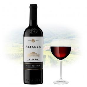 Altanza - Lealtanza Gran Reserva   Spanish Red Wine