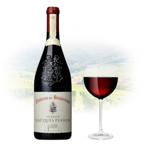 Château de Beaucastel - Hommage Jacques Perrin - Châteauneuf-du-Pape | French Red Wine