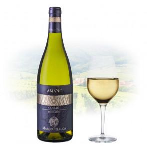 Marco Felluga - Amani Collio Friulano | Italian White Wine