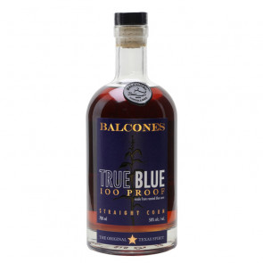 Balcones - True Blue 100 proof | Texas Straight Corn Whisky
