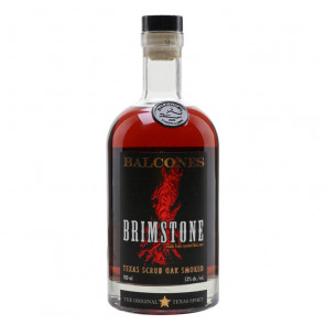 Balcones - Brimstone | Texas Scrub Oak Smoked Whisky