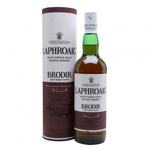 Laphroaig - Brodir Port Wood Finish   Single Malt Scotch Whisky