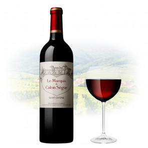 Château Calon-Ségur - Marquis de Calon - Saint-Estèphe | French Red Wine