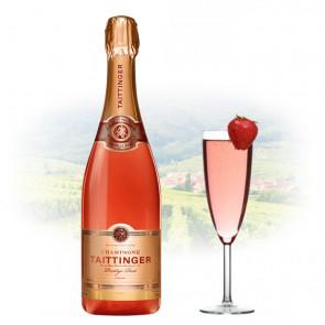 Taittinger - Prestige Rosé Brut | Champagne