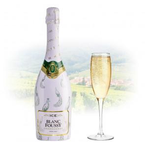 Blanc Foussy - Ice by Blanc Foussy Chardonnay Demi Sec | French Sparkling Wine