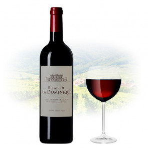 Château La Dominique - Relais de la Dominique - Saint-Emilion   French Red Wine