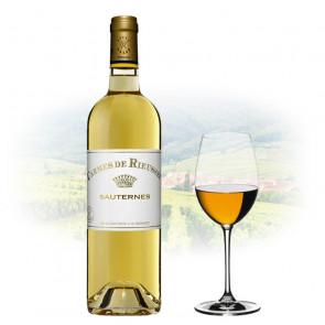 Chateau Rieussec (Second Wine) - Carmes De Rieussec - Sauternes | French Dessert Wine