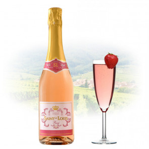 Saint-Louis - Rosé | French Sparkling Wine