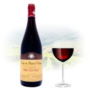 Expert Club: Côtes du Rhône Village - La Campagne Perchée 2011 | Philippines Wine