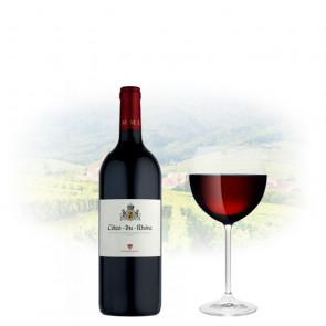 Mommessin - Côtes du Rhône - 375ml (Half-Bottle) | French Red Wine