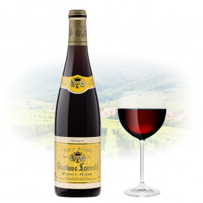 Gustave Lorentz - Pinot Noir Réserve   French Red Wine