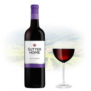 Sutter Home - Zinfandel   Californian Red Wine