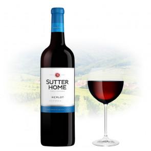 Sutter Home - Merlot   Californian Red Wine