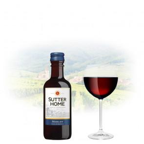 Sutter Home - Merlot - 187ml Miniature | Californian Red Wine