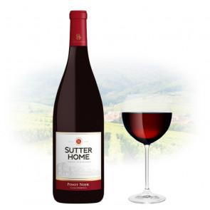 Sutter Home - Pinot Noir   Californian Red Wine