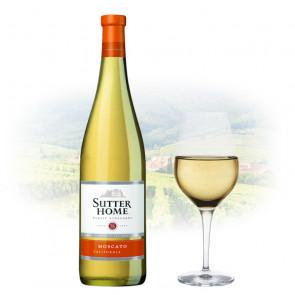 Sutter Home - Moscato   Californian White Wine