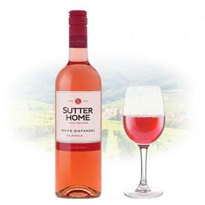 Sutter Home - White Zinfandel | Californian Pink Wine