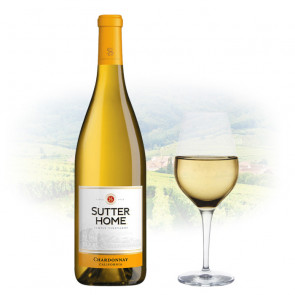 Sutter Home - Chardonnay   Californian White Wine