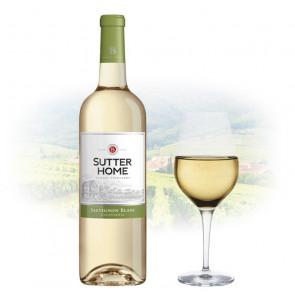 Sutter Home - Sauvignon Blanc   Californian White Wine