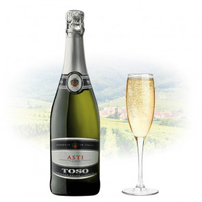 Toso - Asti | Italian Sparkling Wine