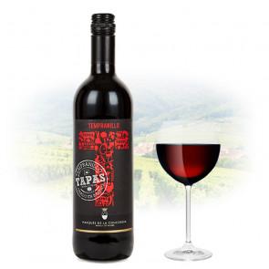 Marqués de la Concordia - Tapas Tempranillo | Spanish Red Wine