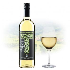 Marqués de la Concordia - Tapas Viura - Sauvignon Blanc | Spanish White Wine
