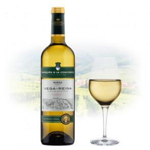 Hacienda Zorita Natural Reserve - Vega de La Reina Verdejo | Spanish White Wine