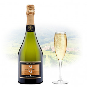 Marqués de la Concordia - MM Reserva de la Familia Brut Nature | Spanish Sparkling Wine