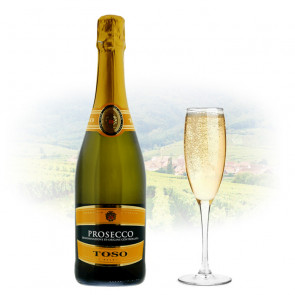 Toso - Prosecco Extra Dry | Italian Sparkling Wine