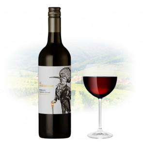 Wild & Wilder - The Exhibitionist - Merlot   Australian Red Wine
