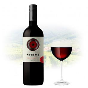 Château Los Boldos - Sanama Reserva - Cabernet Sauvignon | Chilean Red Wine