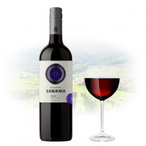 Château Los Boldos - Sanama Reserva - Merlot | Chilean Red Wine