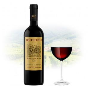 Ruffino - Riserva Ducale Oro - Chianti Classico + 1 FREE Ruffino Chianti DOCG   Italian Red Wine