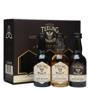 Teeling - Miniature Trinity Miniature Pack | Irish Whiskey