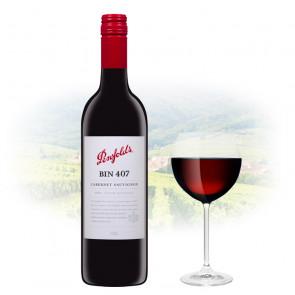 Penfolds | Bin 407 Cabernet Sauvignon | Manila Philippines Wine