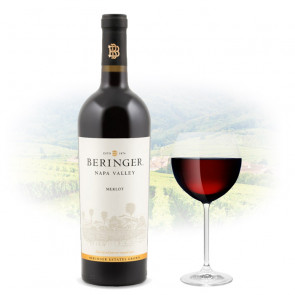 Beringer Merlot Napa Valley | California American Philippines Wine
