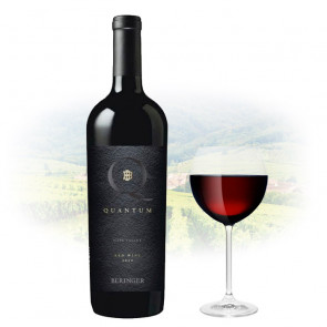 Beringer Quantum Red Napa Valley  | California American Philippines Wine
