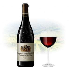 Domaine des Sénéchaux - Châteauneuf-du-Pape Rouge | French Red Wine