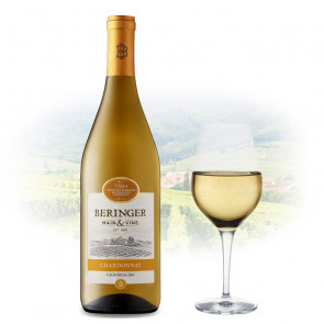 Beringer Main & Vine Chardonnay 2015 California | Philippines Manila Wine