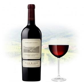 Pine Ridge - Cabernet Sauvignon Stags Leap | Californian Red Wine