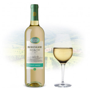 Beringer Main & Vine Pinot Grigio 2015 California | Philippines Manila Wine