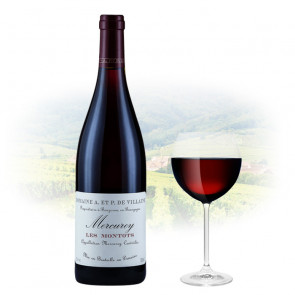 Domaine de Villaine - Mercurey Les Montots | French Red Wine