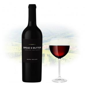 Bread & Butter - Reserve Cabernet Sauvignon   Napa Valley Red Wine